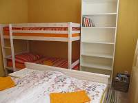 Patrová postel - pronájem apartmánu Loučná nad Desnou