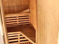 Chalupa Daniela - sauna