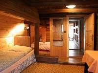 Chalupa Tereza - ložnice
