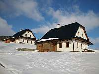 ubytování Sjezdovka Malá Morava - Vysoká Chalupa k pronájmu - Hynčice pod Sušinou