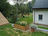 bylinkový záhonek, bylinky pro Vás =) - chata ubytování Karlovice