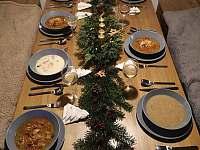 vánoční tabule - Karlovice