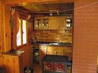 1. patro, kuchyňský kout