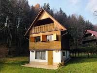 Chata k pronajmutí - okolí Svojanova
