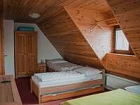 čtyřlůžkový pokoj s přistýlkou - Hynčice pod Sušinou