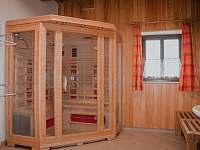 sauna - chalupa k pronajmutí Hynčice pod Sušinou