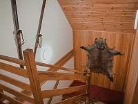 schodiště - Hynčice pod Sušinou