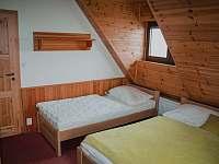 třílůžkový pokoj - Hynčice pod Sušinou