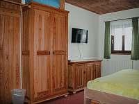 třílůžkový pokoj s přistýlkou - Hynčice pod Sušinou