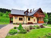 Apartmán na horách - okolí Heřmanic u Králík