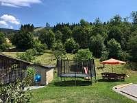 Apartmány se zahradou Dolní Morava -