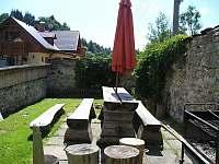 Pronájem apartmánů s venkovním posezením Dolní Morava