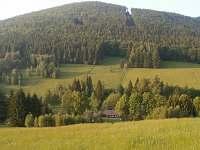 pohled z kopce