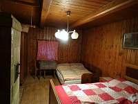 spodní ložnice pro 4 osoby