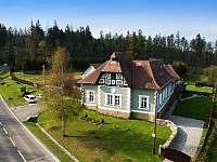Chaty a chalupy Bruntál - Wellness centrum  v penzionu na horách - Roudno - Volárna
