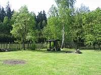 zadní zahrada - Roudno - Volárna