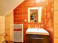 Aparmán č. 3, koupelna - Kouty nad Desnou