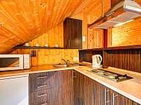 Apartmán č. 3 kuchyně - ubytování Kouty nad Desnou