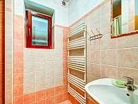 Apartmán č.4 koupelna - Kouty nad Desnou