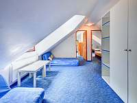 Apartmán č. 5 předpokoj v podkroví - Kouty nad Desnou