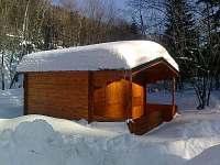 Sauna venkovní - Kouty nad Desnou