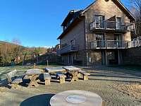 Dolní Morava ubytování 37 lidí  ubytování