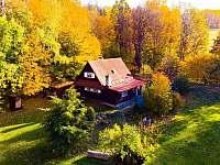 Levné ubytování Lom Žulová Chata k pronajmutí - Černá Voda - Rokliny