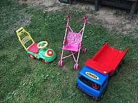 Hračky pro děti - Černá Voda - Rokliny