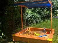 Pískoviště pro děti - Černá Voda - Rokliny