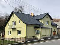 Chata Vápenná - chalupa ubytování Vápenná