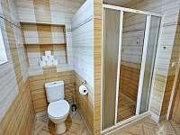 Koupelna přízemí - Vápenná
