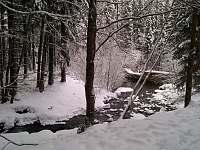 Chatička pod lesem - Bílá Opava - Suchá Rudná