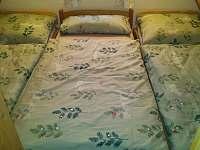 Chatička pod lesem - pokojík /možnost třetí postele/ - Suchá Rudná