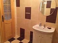 koupelna v patře - Supíkovice