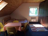 ložnice 2 - chalupa k pronajmutí Supíkovice
