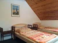 ložnice 2 - chalupa k pronájmu Supíkovice