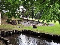 Penzion u vodopádu - ubytování Karlova Studánka