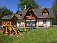 Chata Zlatěnka-celkový - ubytování Zlatý Potok