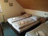 Chata Zlatěnka-ložnice A - ubytování Zlatý Potok