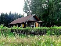 Chata k pronajmutí - okolí Domašova
