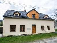 Chalupa k pronájmu - zimní dovolená Mnichov u Vrbna pod Pradědem