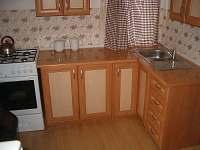 kuchyně - sporák