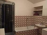 koupelna - Štědrákova Lhota