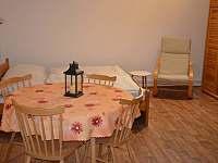 ložnice č.1 - chata k pronájmu Štědrákova Lhota