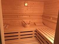 Sauna - Dolní Morava
