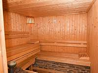 sauna - chalupa k pronájmu Nová Seninka