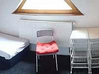 3 - lůžkový pokoj - chata k pronájmu Ramzová
