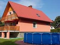 ubytování  na chalupě k pronajmutí - Karlovice ve Slezsku - Zadní Ves
