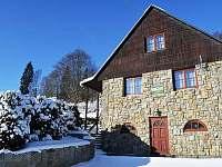 Chata ubytování v obci Třemešek