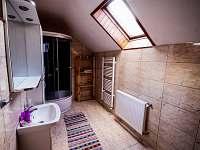 koupelna - Stará Červená Voda